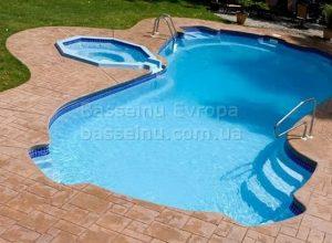 Купити басейн пластиковий будь-якої форми приклад 7 - 6