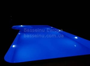 Купити басейн пластиковий будь-якої форми приклад 1 - 7