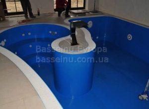 Купити басейн пластиковий будь-якої форми приклад 2 - 1