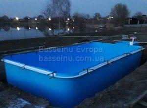 Купити басейн пластиковий стандарт приклад 4 - 4