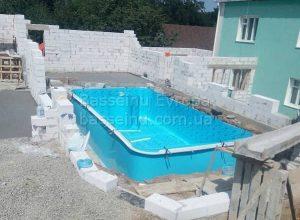 Купити басейн пластиковий стандарт приклад 5 - 1