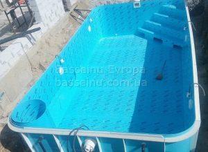 Купити басейн пластиковий стандарт приклад 5 - 2