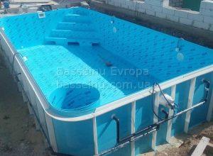 Купити басейн пластиковий стандарт приклад 5 - 3