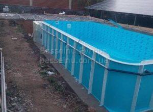 Купити басейн пластиковий стандарт приклад 6 - 1