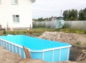 Купити басейн пластиковий стандарт приклад 7 - 3