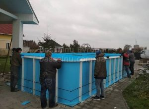 Купити басейн пластиковий стандарт приклад 3 - 1