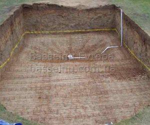 Строительство бассейна из бетона под ключ в Киеве фото № 1.