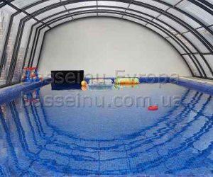 Строительство бассейна из бетона под ключ в Киеве для загородного участка. фото № 14.