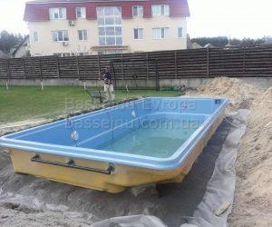 Строительство бассейна под ключ Киев 2