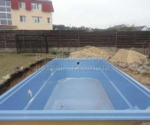 Строительство бассейна под ключ Киев 3