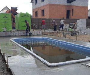 Строительство бассейна под ключ Киев 6
