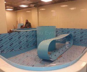 Строительство, установка, монтаж бассейнаполипропиленового фотография № 2.