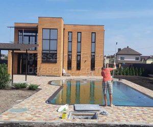 Строительство, установка, монтаж бассейнаполипропиленового фотография № 30.