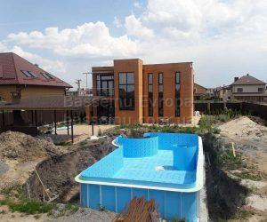Строительство, установка, монтаж бассейнаполипропиленового фотография № 6.